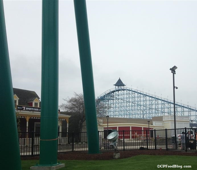 160430 Cedar Point Chickie's & Pete's Expansion