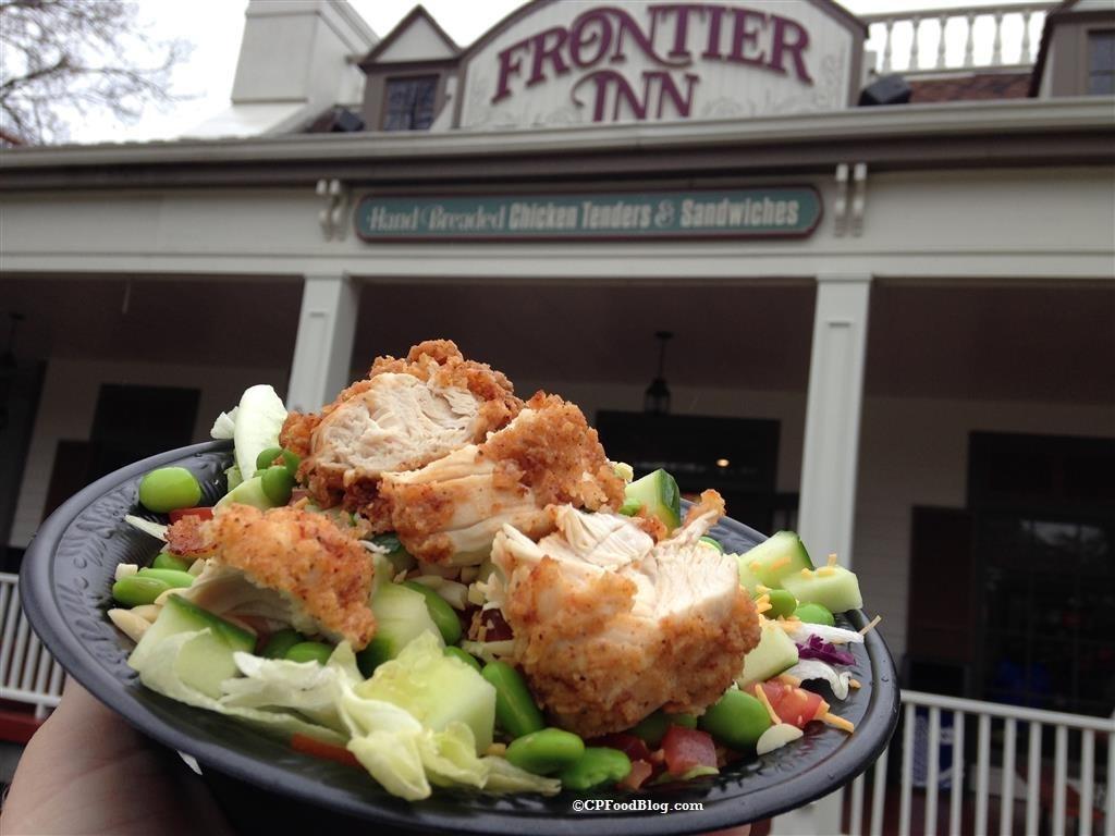 160430 Cedar Point Frontier Inn Asian Chicken Salad (1)