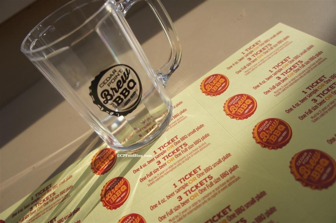 160527 Cedar Point Brew & BBQ Tickets