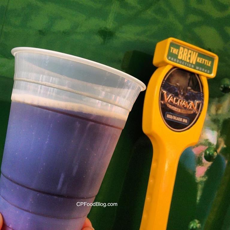 160527 Cedar Point Brew & BBQ Valravn Beer