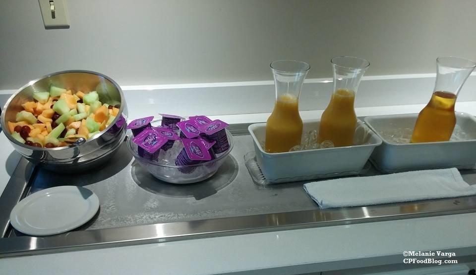 160604 Cedar Point Concierge Suite, Breakfast Reception 4