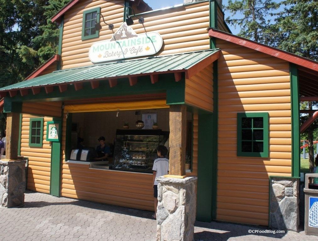 160625 Canada's Wonderland Mountainside Bakery & Cafe