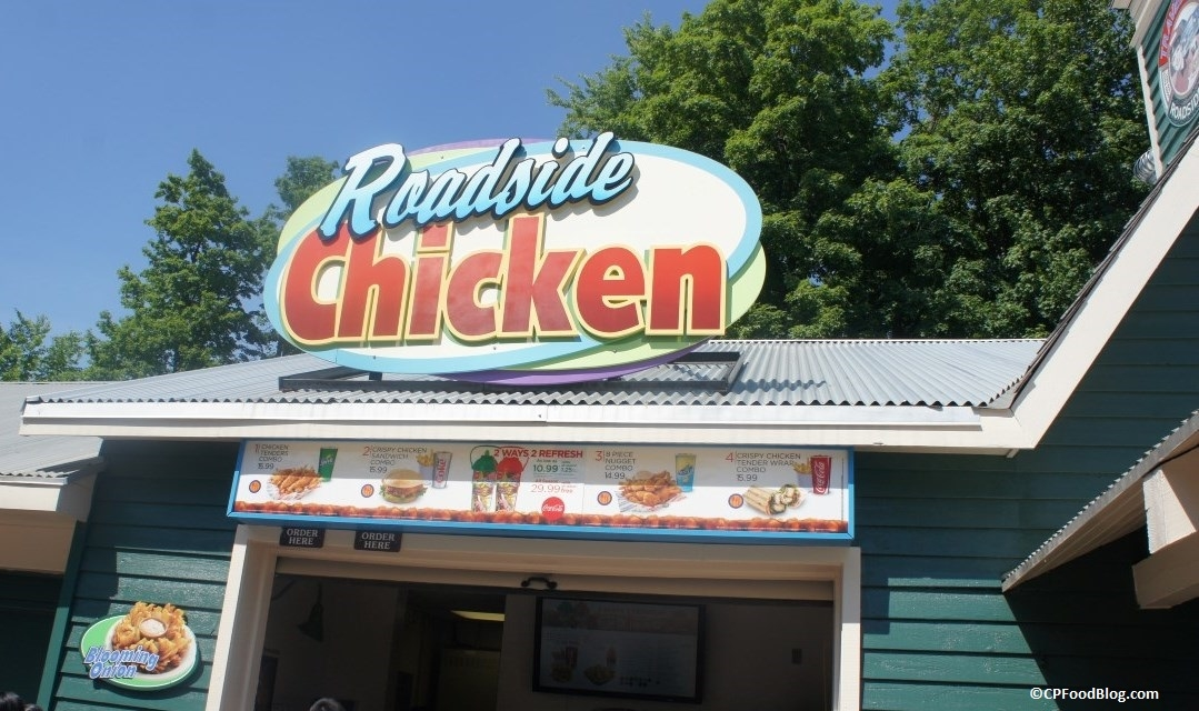 160625 Canada's Wonderland Roadside Chicken