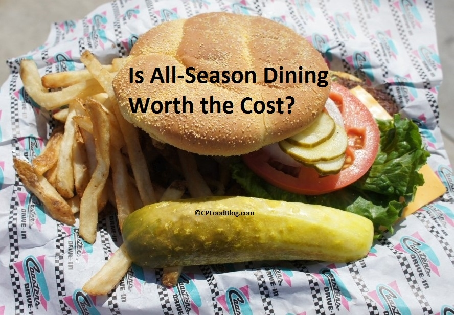 Is All-Season Dining Worth the Cost