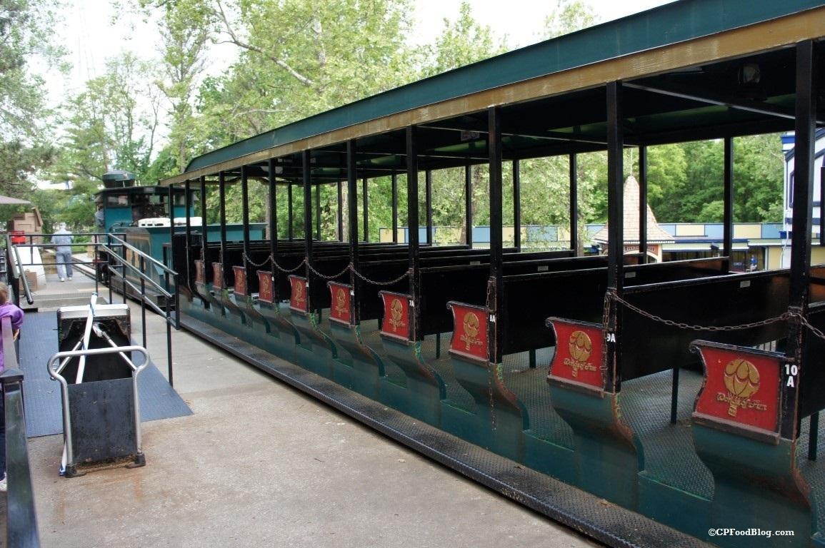 150522 Worlds of Fun Railroad