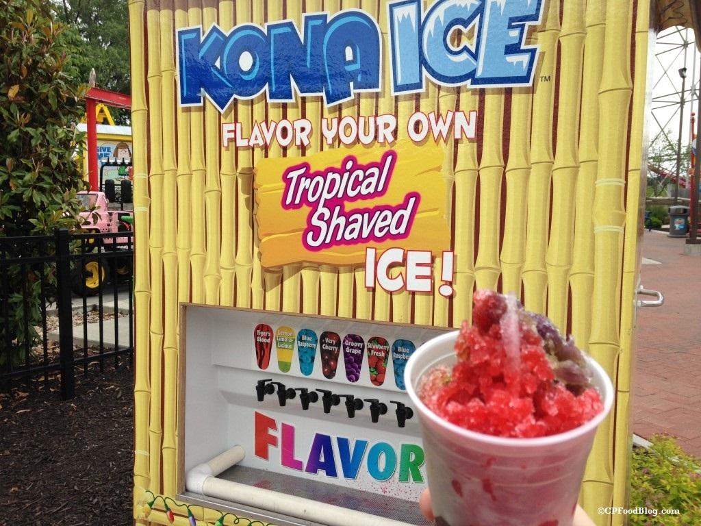 150523 Worlds of Fun Kona Ice