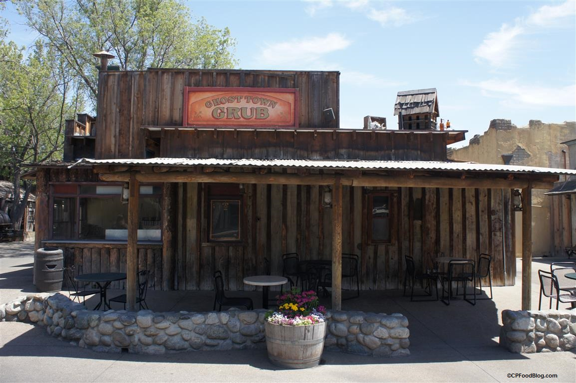 160419 Knott's Berry Farm Ghost Town Grub