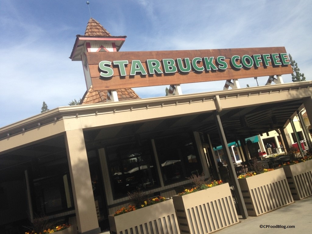 160419 Knott's Berry Farm Starbucks