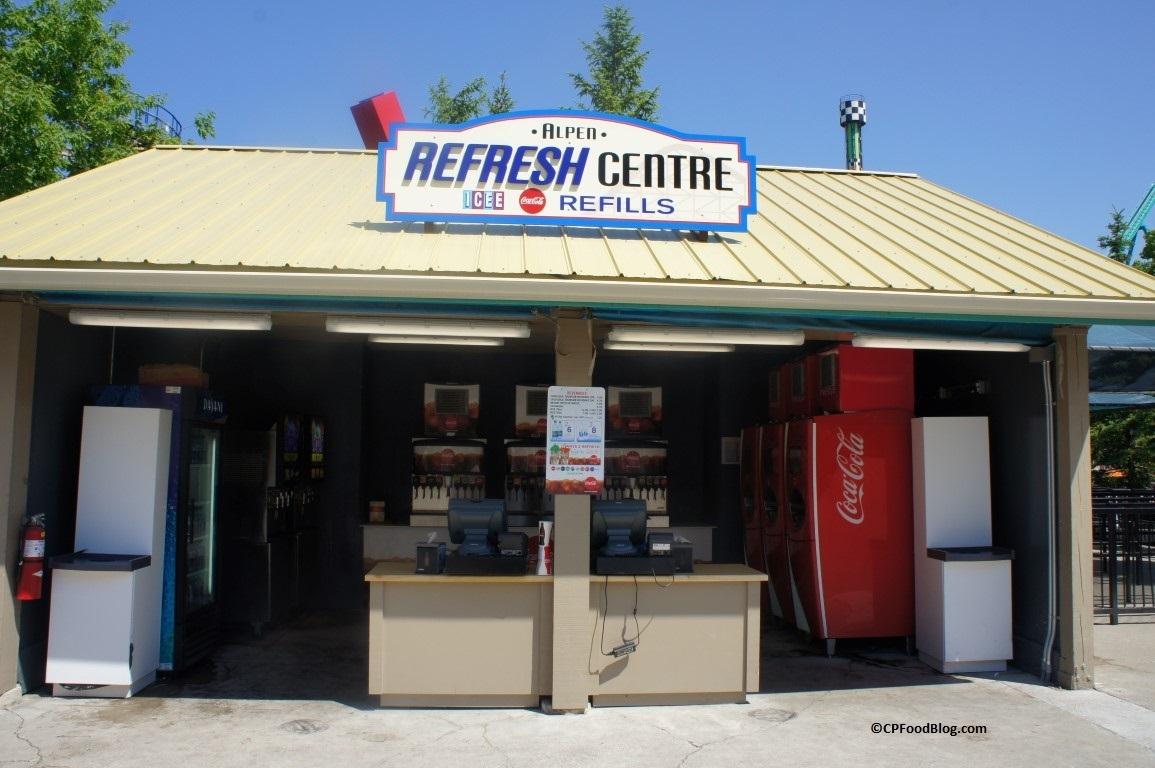 160625 Canada's Wonderland Alpen Refresh Centre