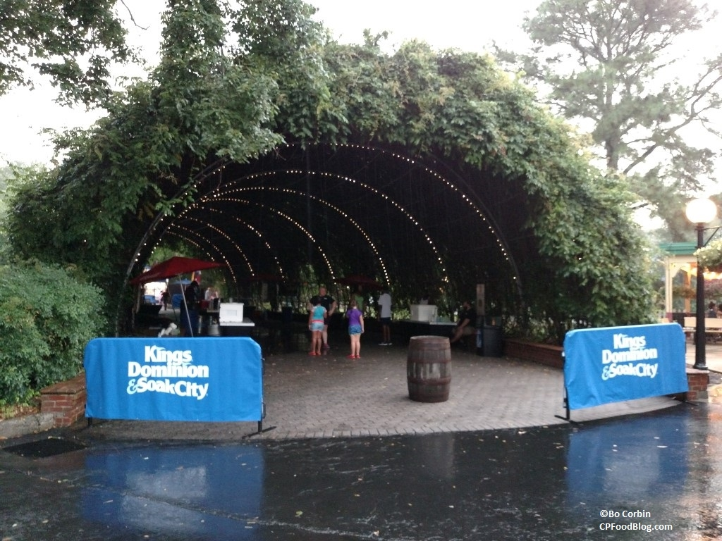 2016 Kings Dominion Bbq Amp Brew Fest Cp Food Blog
