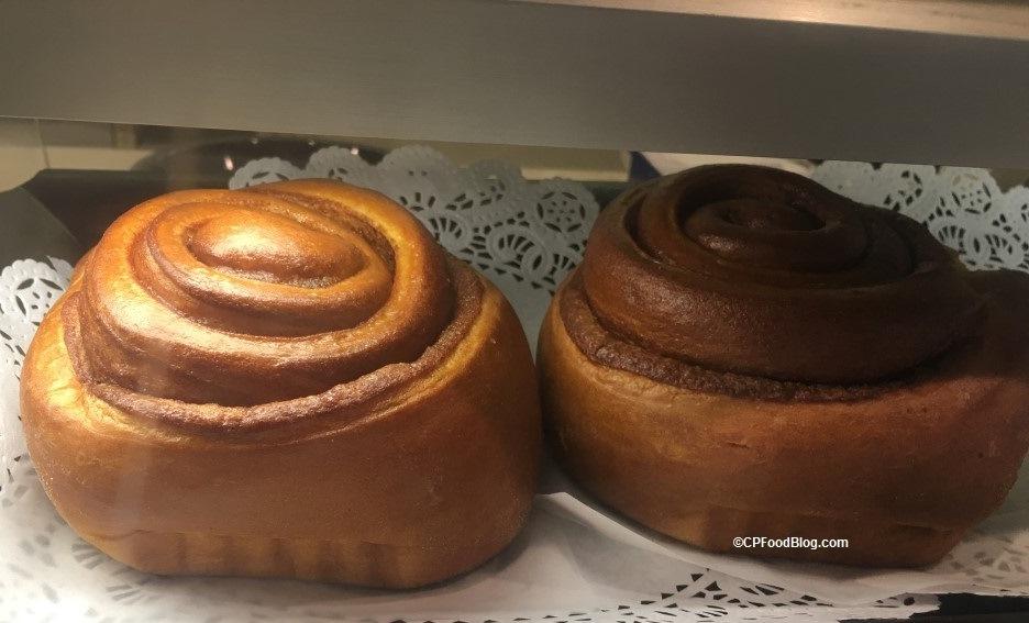 160924 Knott's Berry Farm Bakery Colossal Cinnamon Bun