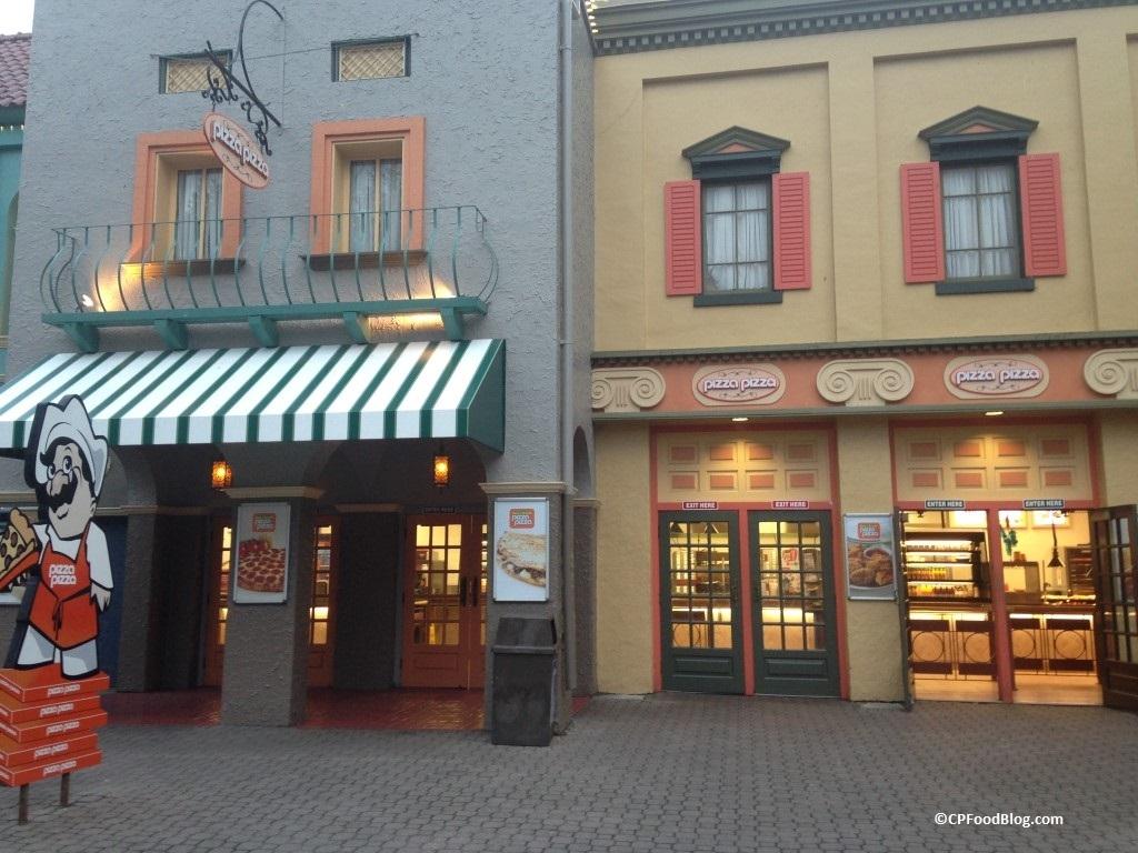 150717 Canada's Wonderland International Street Pizza Pizza