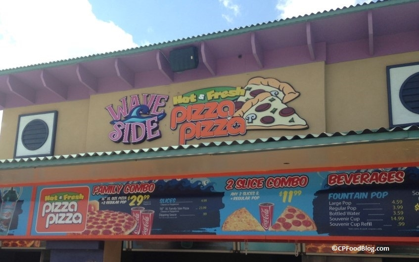 150718 Canada's Wonderland Waveside Pizza Pizza