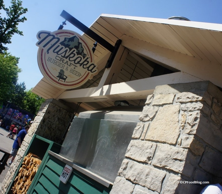 160625 Canada's Wonderland Muskoka Craft Burger and Beer