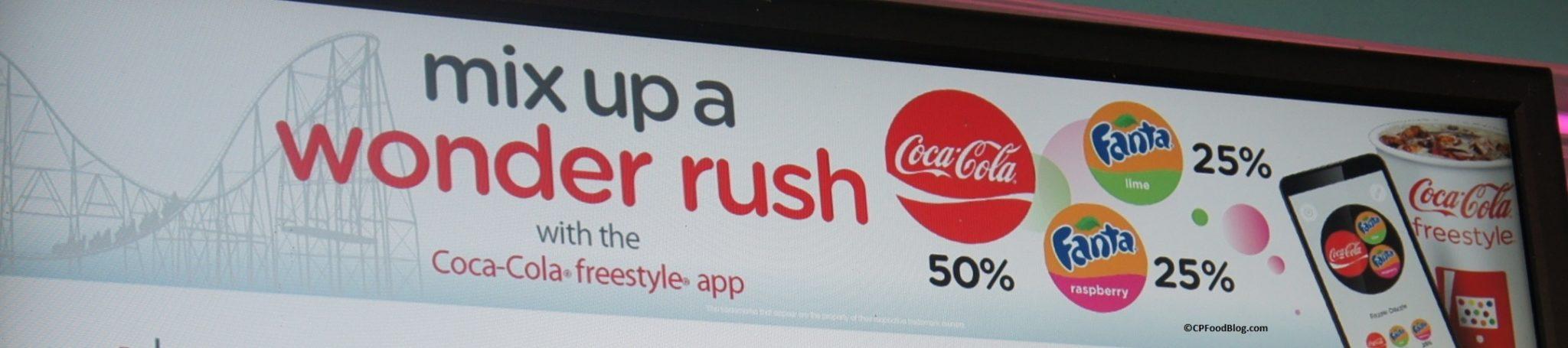 160625 Canada's Wonderland Wonder Rush Freestyle Recipe
