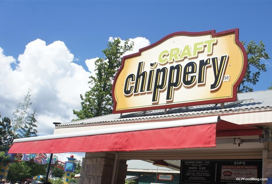 170624 Canada's Wonderland Craft Chippery