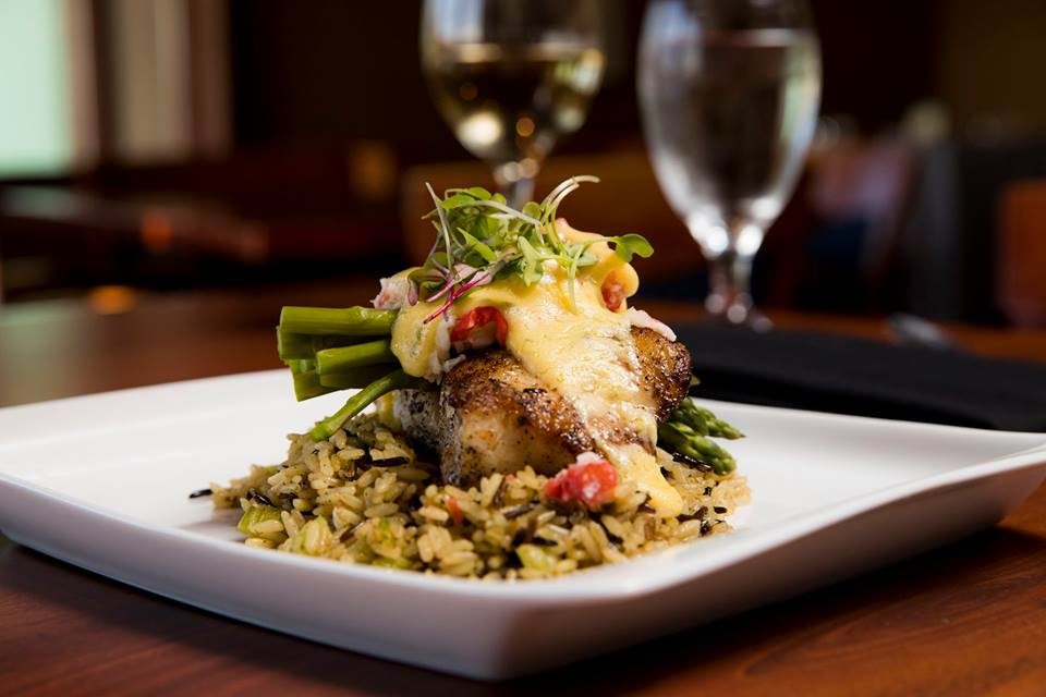 2016 Cedar Point Bay Harbor Blackened Grouper Oscar