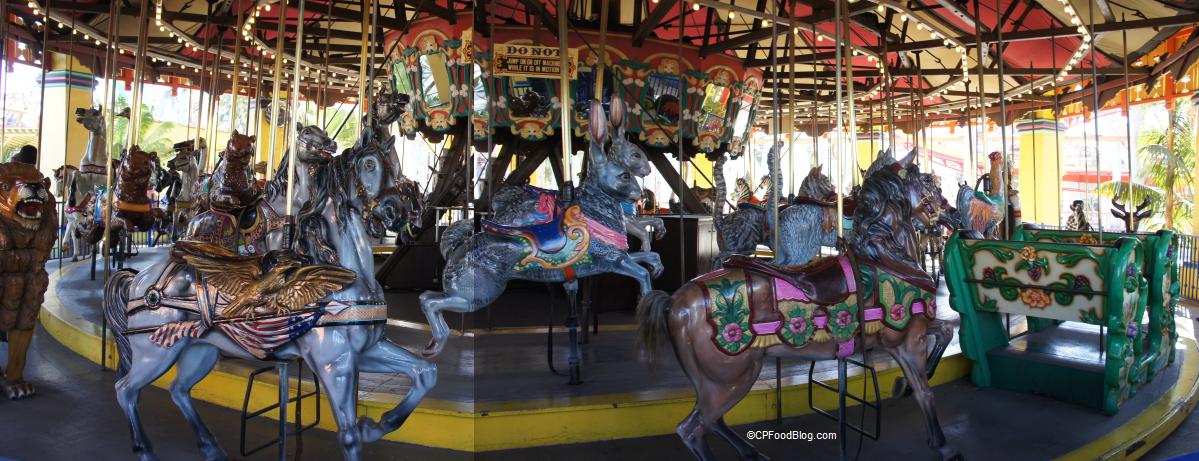 141125 Knott's Berry Farm Carousel