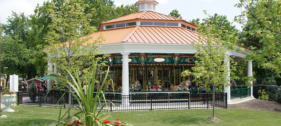 Worlds of Fun Grand Carousel