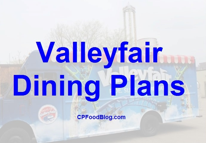 Valleyfair Dining Plans ©Valleyfair