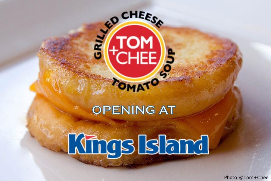 Tom+Chee Kings Island