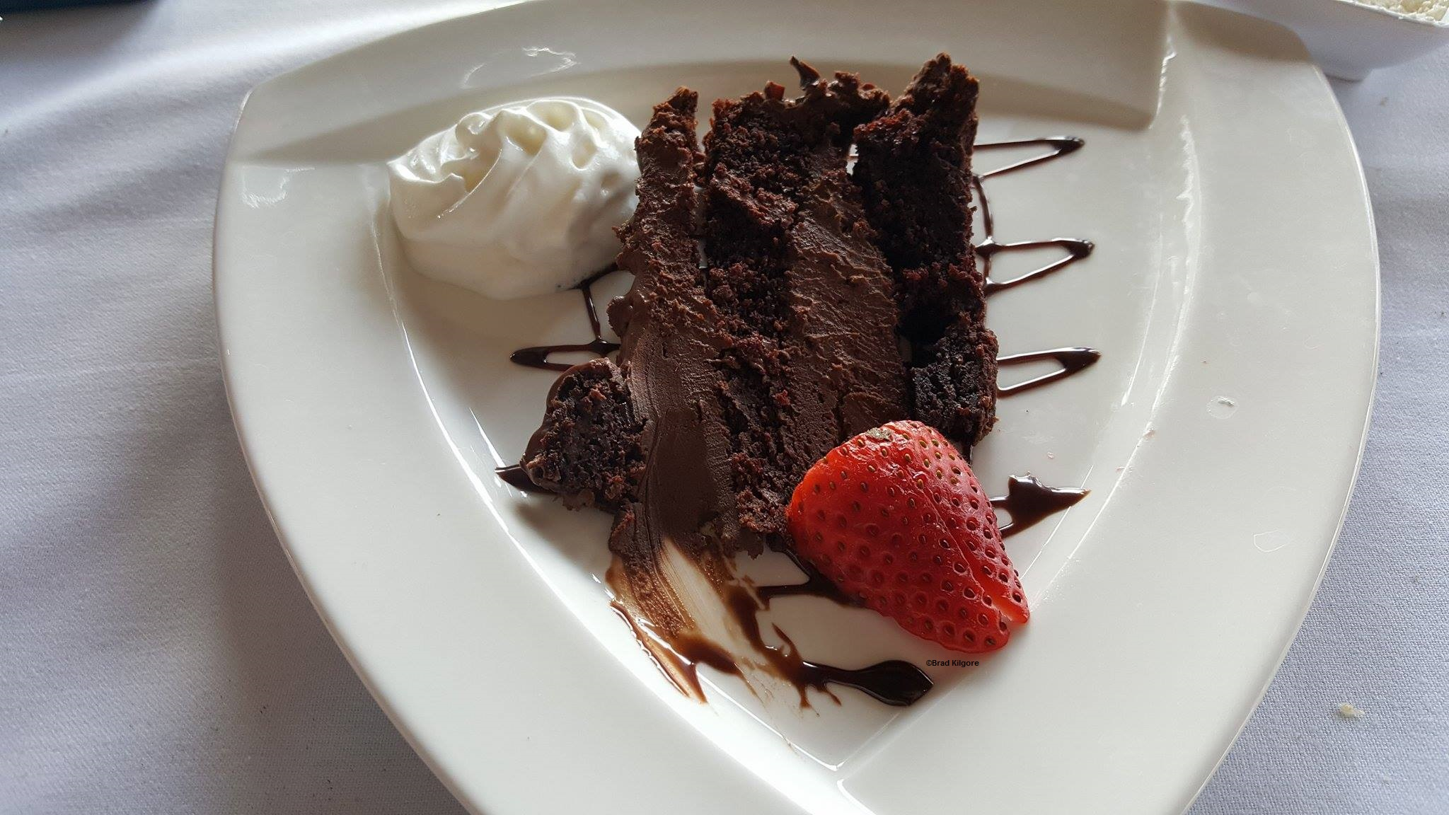 170329 Cedar Point Bay Harbor Chocolate Cake ©Brad Kilgore