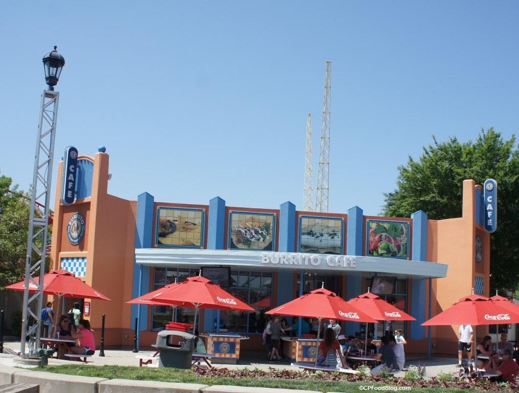 170417 Carowinds Burrito Cafe