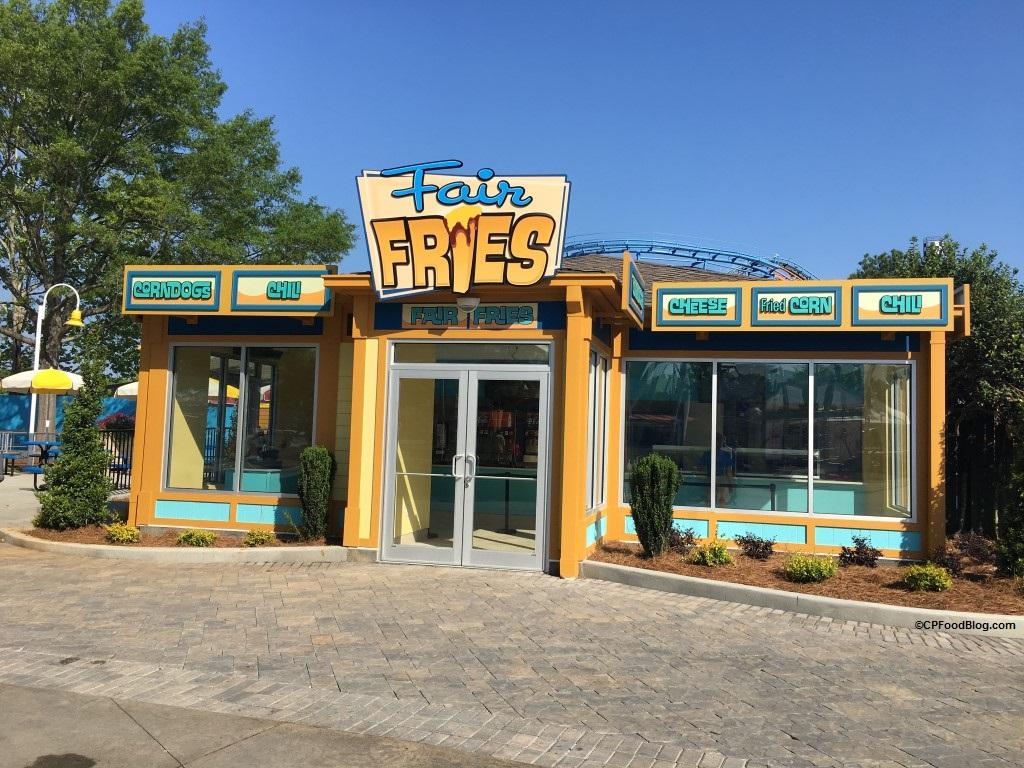 170421 Carowinds Fair Fries