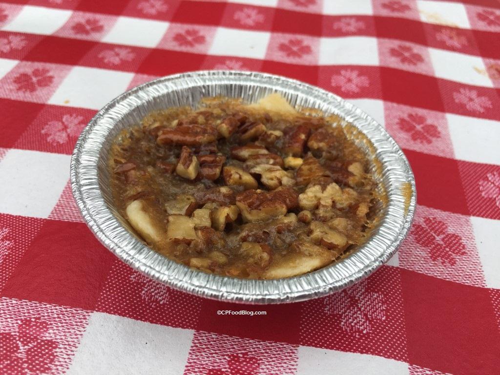 170521 Cedar Point Brew BBQ Texas Pecan Tartlet