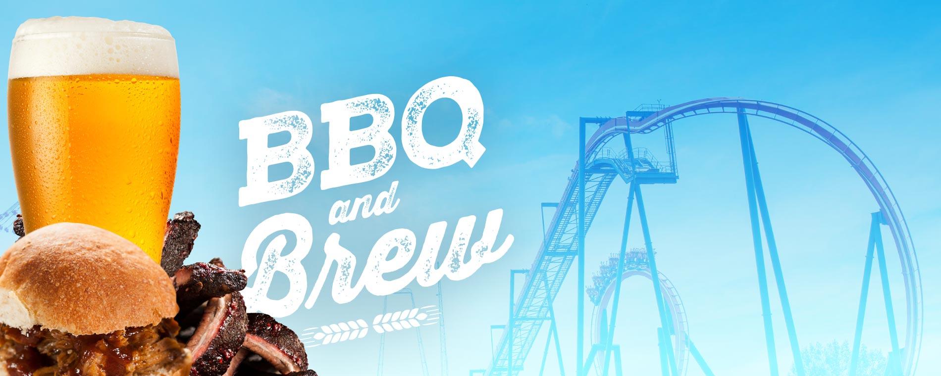 2017 Worlds of Fun Brew BBQ