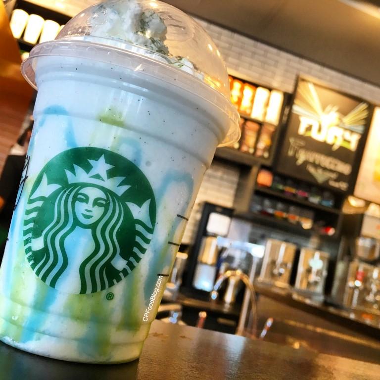 170421 Carowinds Starbucks Fury Frappuccino (2)