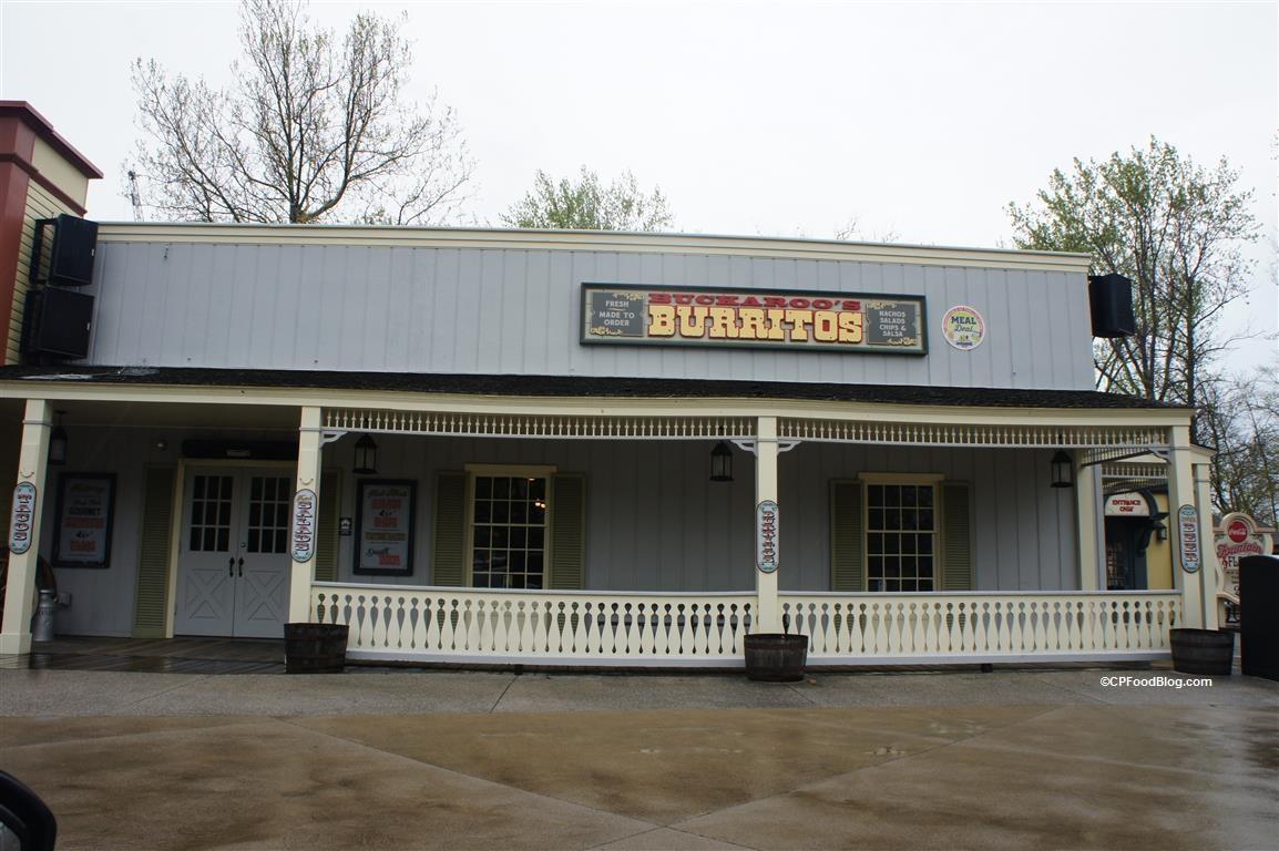 170504 Cedar Point Buckaroo's Burritos