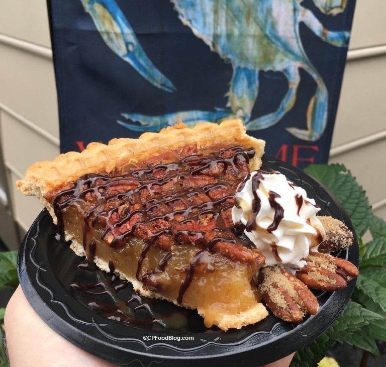 170513 Kings Dominion Taste of Virginia Pecan Praline Pie