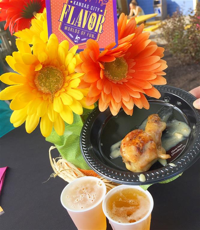 170602 Worlds of Fun Kansas City Flavor KC Style Chicken Wing ©Sarah Hearn