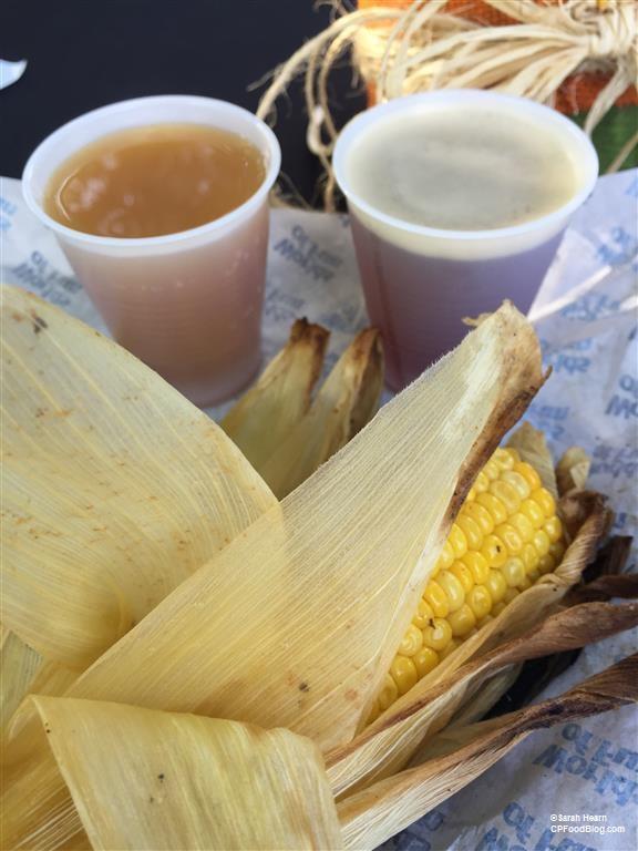 170602 Worlds of Fun Kansas City Flavor Seasoned Corn ©Sarah Hearn
