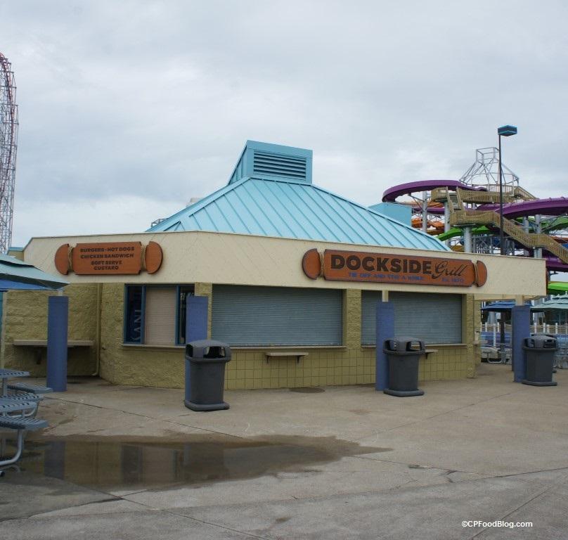 170525 Cedar Point Shores Dockside Grill