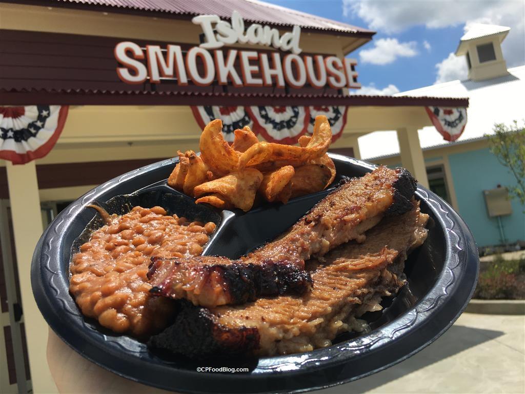 170608 Kings Island Soak City Island Smokehouse Smoked Brisket (3)