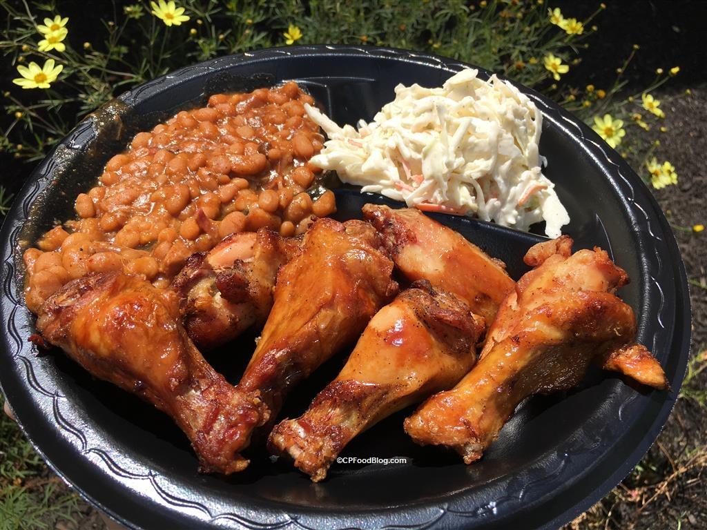 170608 Kings Island Soak City Island Smokehouse Smoked Chicken Wings (4)