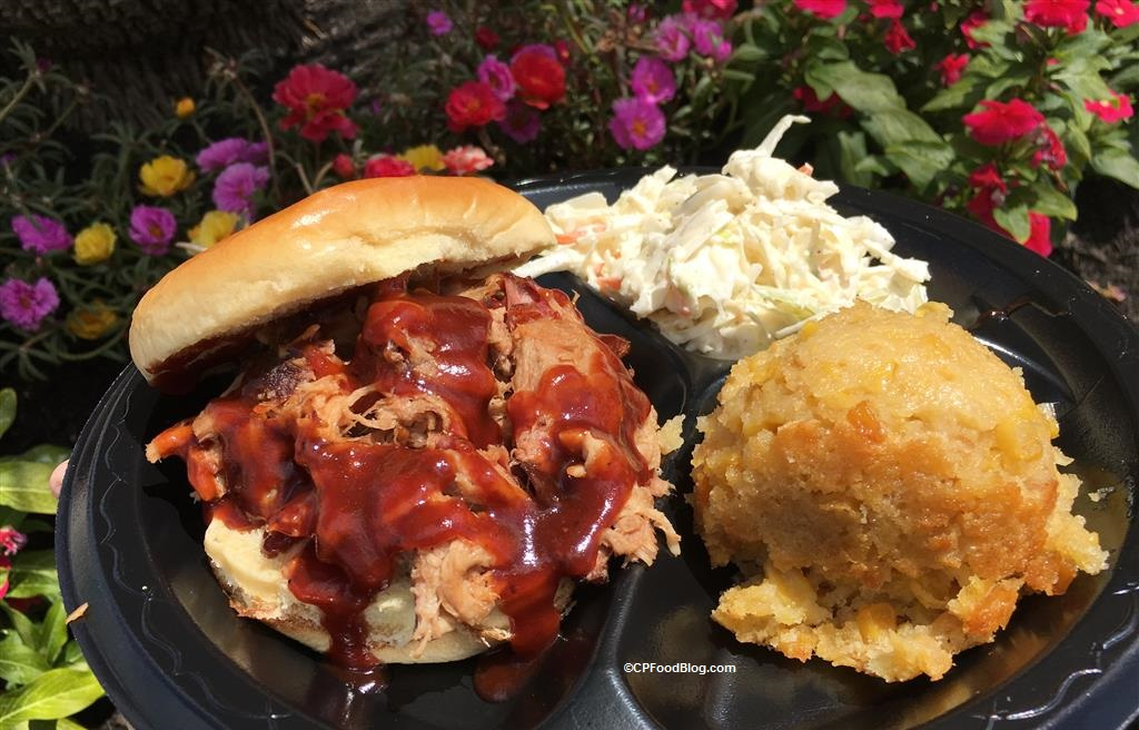 170608 Kings Island Soak City Island Smokehouse Smoked Pulled Pork (3)