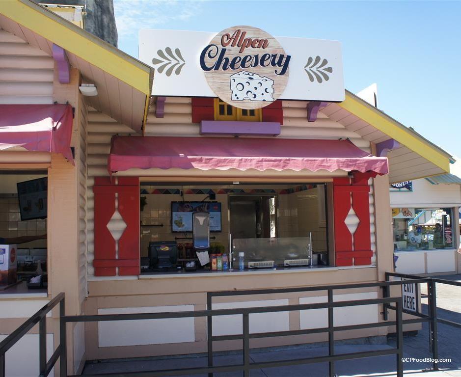 170624 Canada's Wonderland Alpen Cheesery