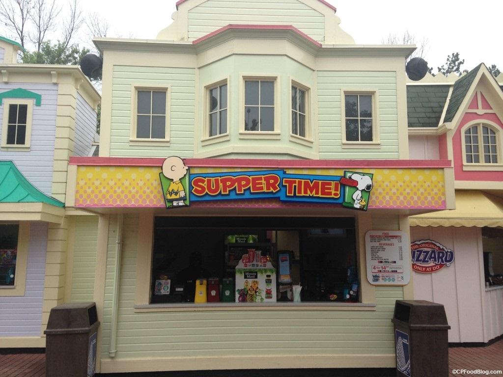 150717 Canada's Wonderland Supper Time