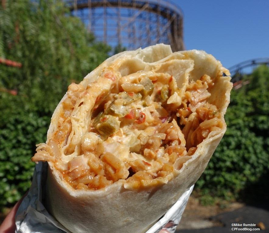 170604 California's Great America La Cantina Burrito ©Mike Rumble (1)