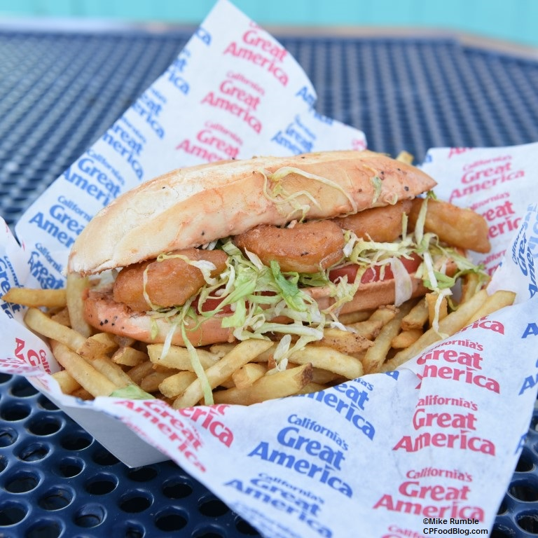 170618 California's Great America Outback Shack Shrimp Po-Boy ©Mike Rumble (1)