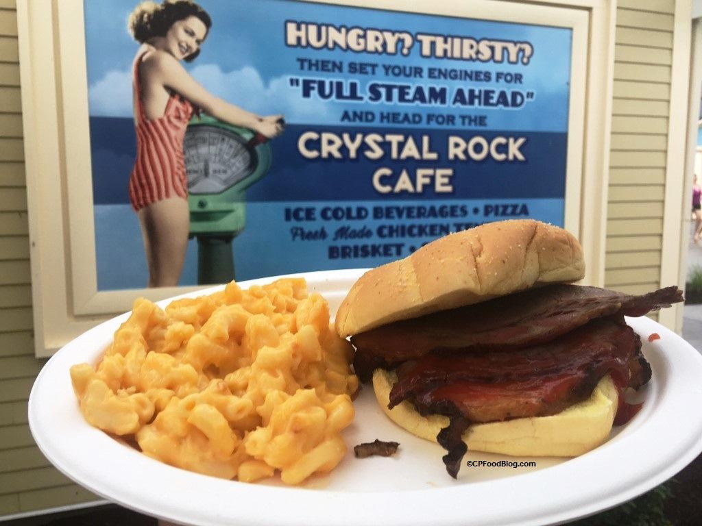 170622 Cedar Point Shores Crystal Rock Cafe Brisket