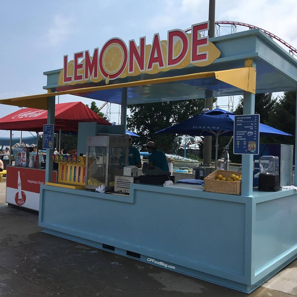 170711 Cedar Point Shores Lemonade Stand