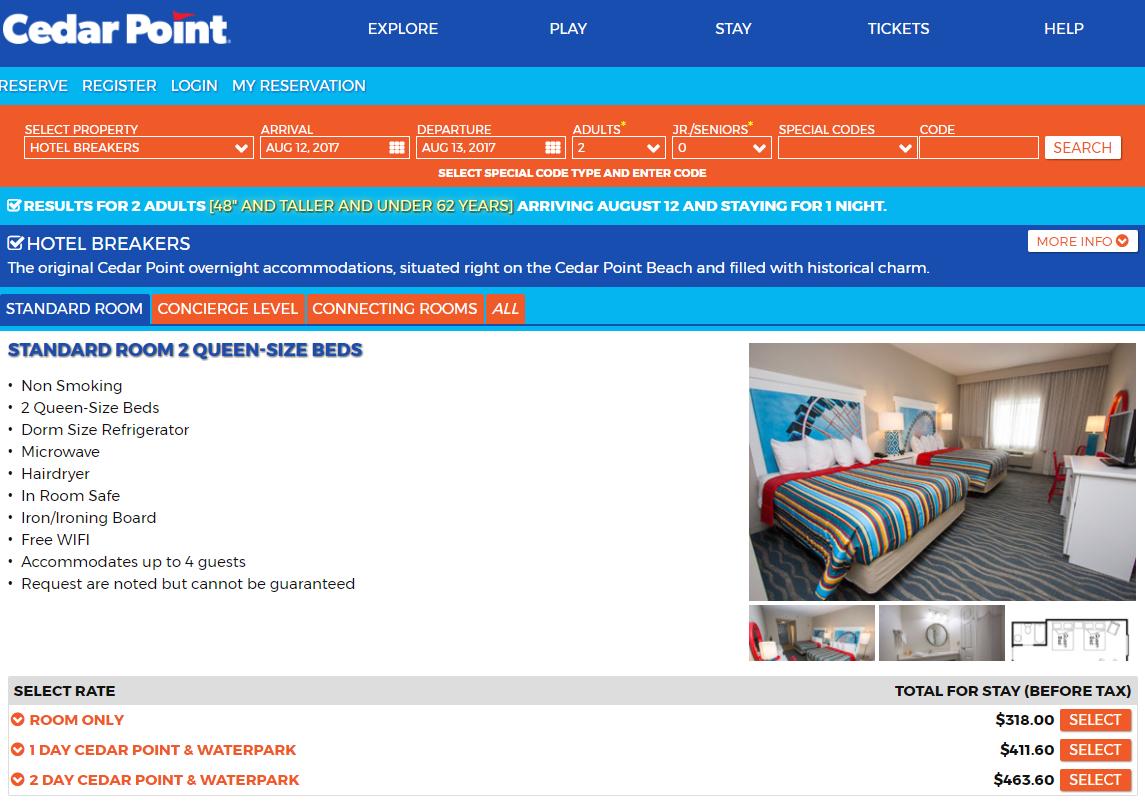 Cedar point coupon codes