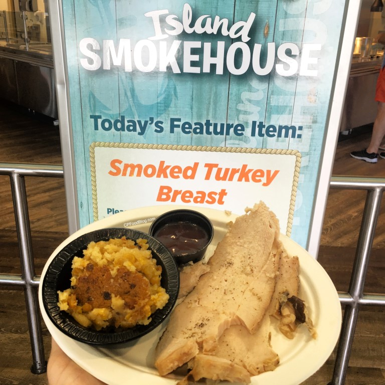 170812 Kings Island Smokehouse Turkey