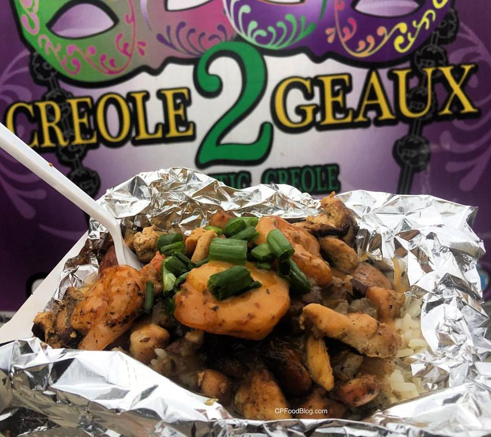 170901 Cedar Point Creole 2 Geaux Food Truck Gumbo