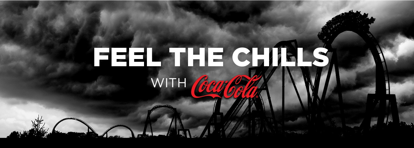 2017 Coke Cedar Fair Haunt Promotion