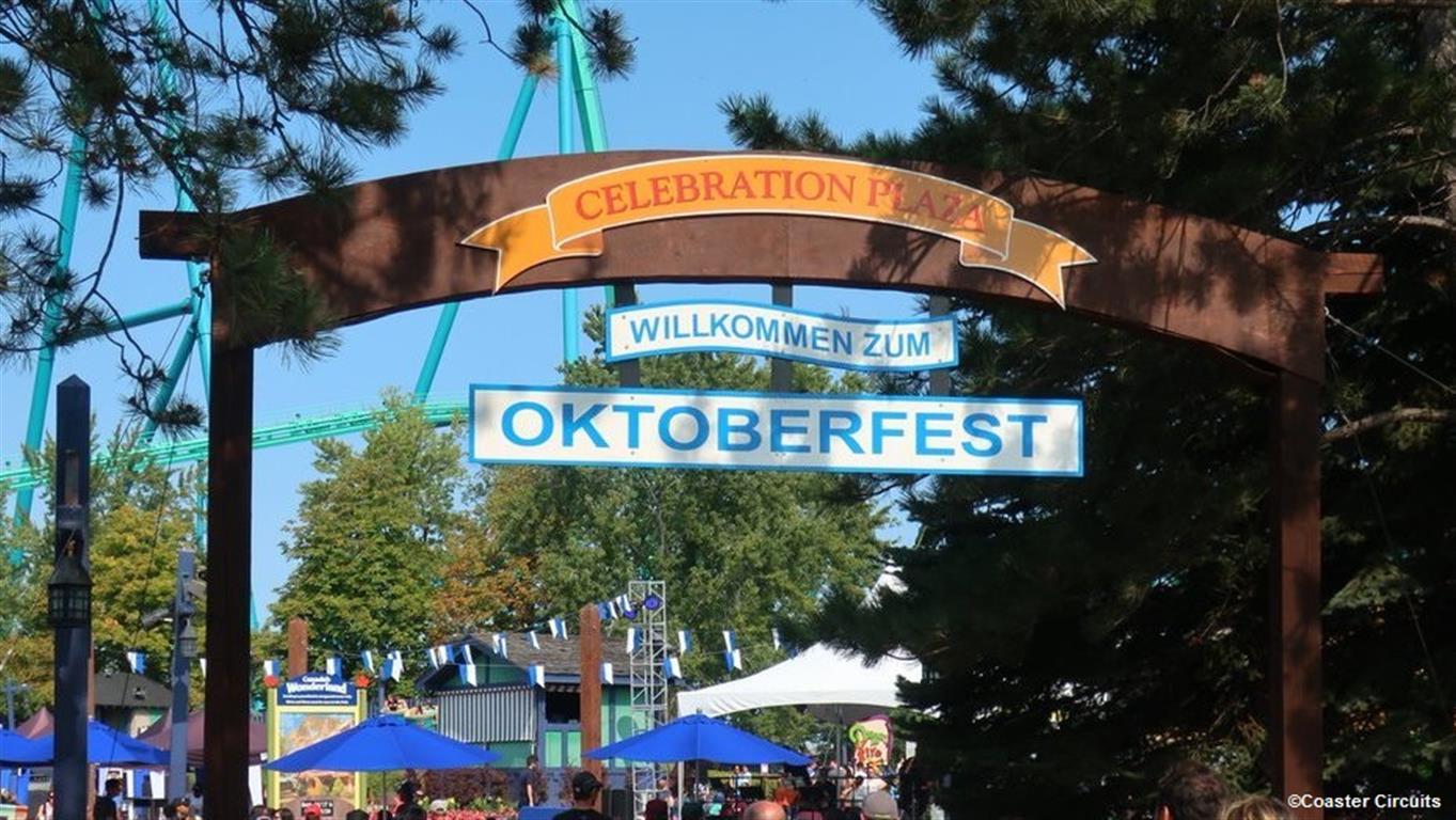 170916 Canada's Wonderland Oktoberfest ©Coaster Circuits